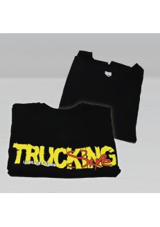 "Maillot ""Trucking Style"" Noir"