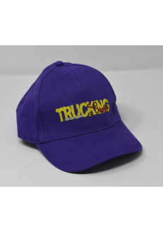 """Casquette """"Trucking Style""""..."""