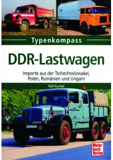 DDR-Lastwagen - Importe aus...