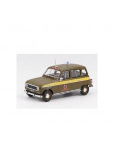 Renault 4L Sécurité Civile