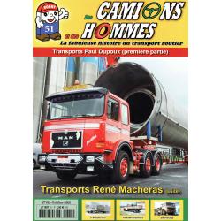 Des Camions et des Hommes...