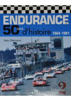 Endurance : 50 ans d'histoire
