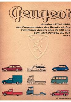 Peugeot 1970-1980 Des...