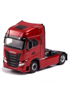 Tracteur Iveco S-Way - Rouge
