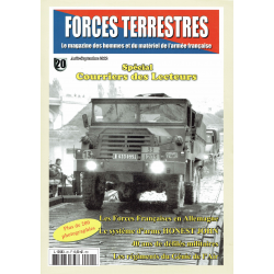 Forces Terrestres n°20