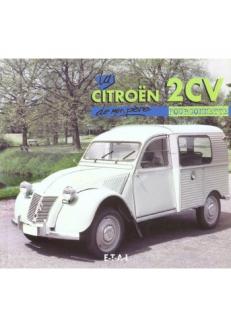 La Citroën 2CV fourgonnette...