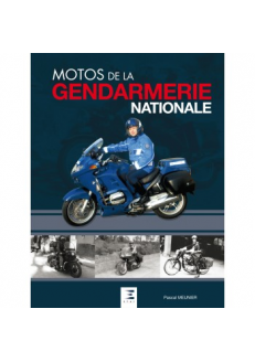 Motos de la Gendarmerie...