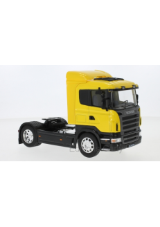 Scania R470 - Jaune