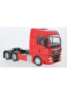 MAN TGX 26.440 (6x4) - Rouge