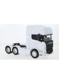 Scania R730 V8 (6x4) - Blanc