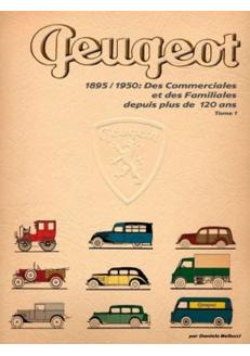 Peugeot 1895-1950 Des...