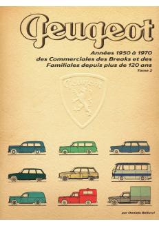 Peugeot 1950-1970 Des...