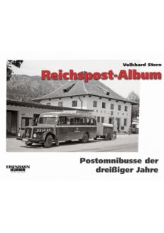 Reichpost - Album