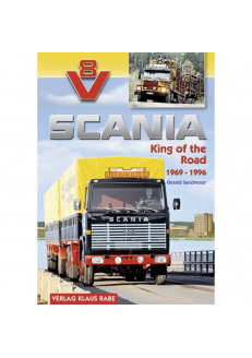 Scania V8 - King of the road