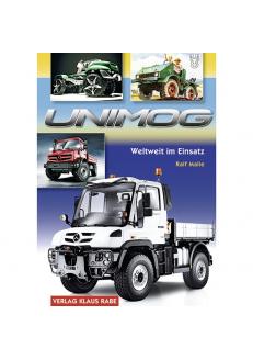 Unimog - Welweit im Einsatz