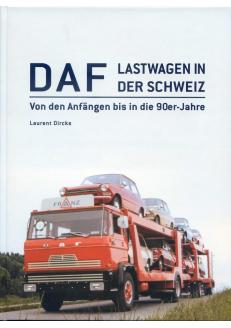 DAF Lastwagen in der Schweiz