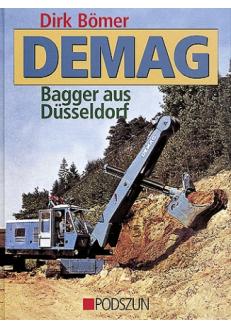 Demag - Bagger aus Düsseldorf