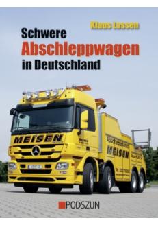 Schwere Abschleppwagen in...