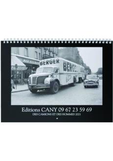 Calendrier 2021 Des Camions...