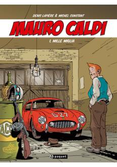Mauro Caldi -  Mille Miglia...