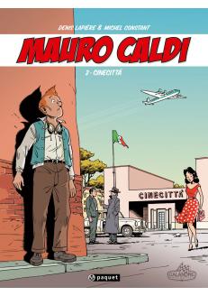 Mauro Caldi - CineCitta  - T2