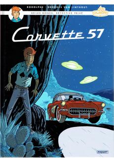 Brian Bones - Corvette 57