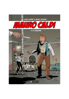 Mauro Caldi - La voleuse - T3