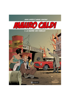 Mauro Caldi - La guerre des...