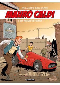 Mauro Caldi - les voleurs...