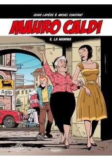 Mauro Caldi - La mamma - T8