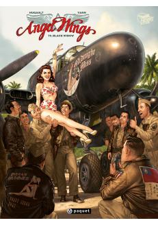 Angel Wings T2 - Black Widow