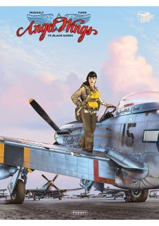 Angel Wings T5 - Black Sands