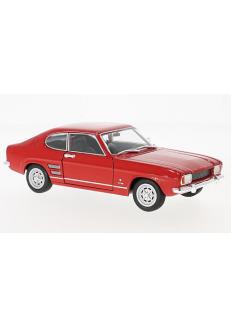 FORD CAPRI 1600 GT XLR - Rouge