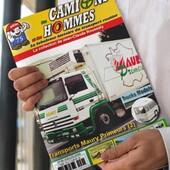 📣DES CAMIONS ET DES HOMMES N.75📣 Sortie en presse le 25 Novembre !
